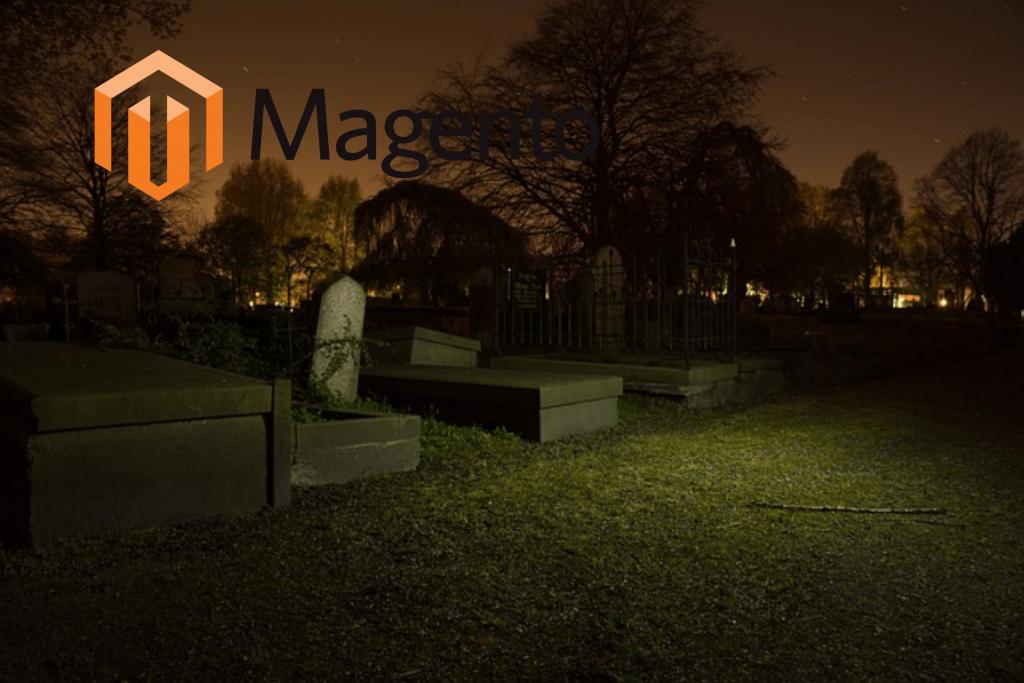 Is Magento dood?